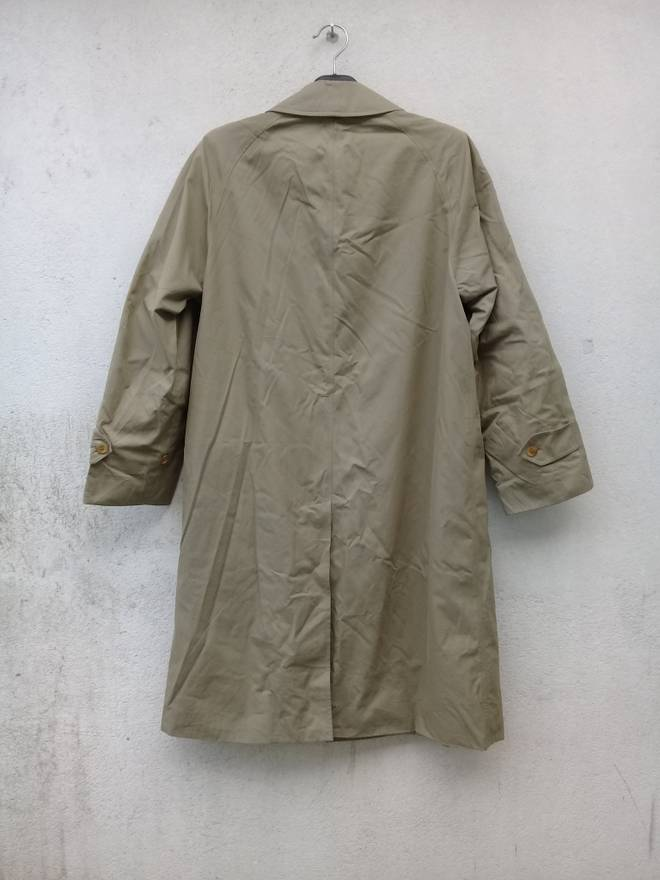 Burberry Vintage Burberry The Brighton – Extra-long Car Coat Size m ...