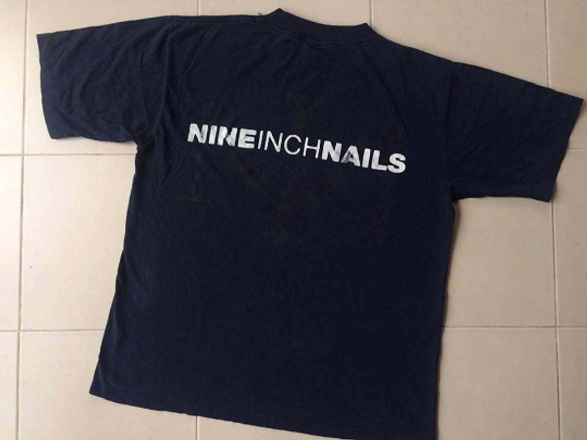 Nine Inch Nails Merchandise - Best Nail 2018