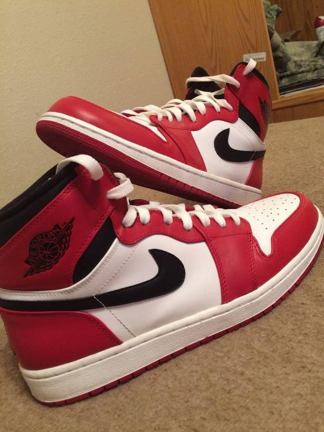 10121556799 ... purchase jordan brand jordan 1 chicago size us 10.5 eu 43 44 4c6c8 e9285