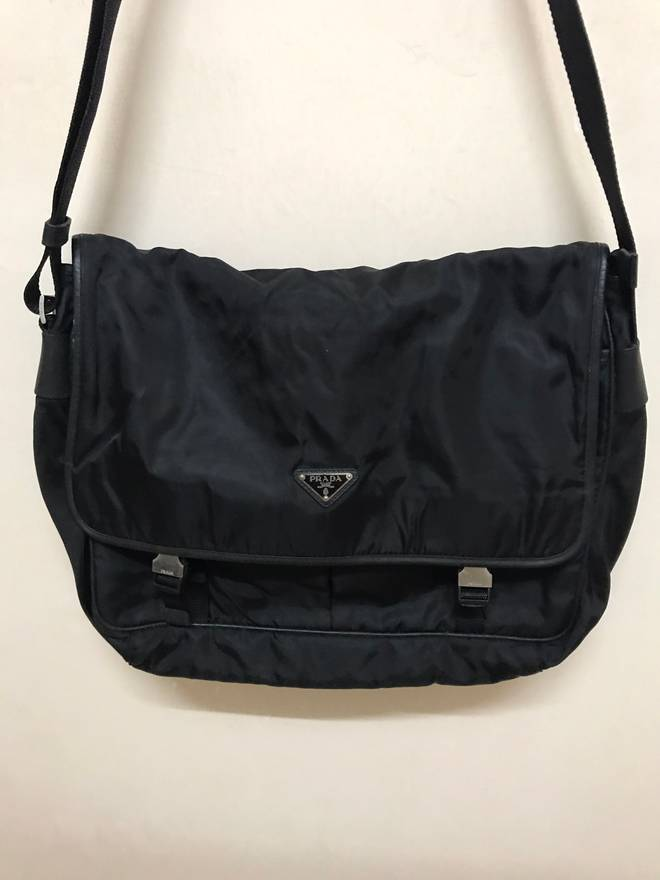 ... buy prada prada messenger shoulder sling bag size 40 1 53d24 2e065 8f860e79d7d55