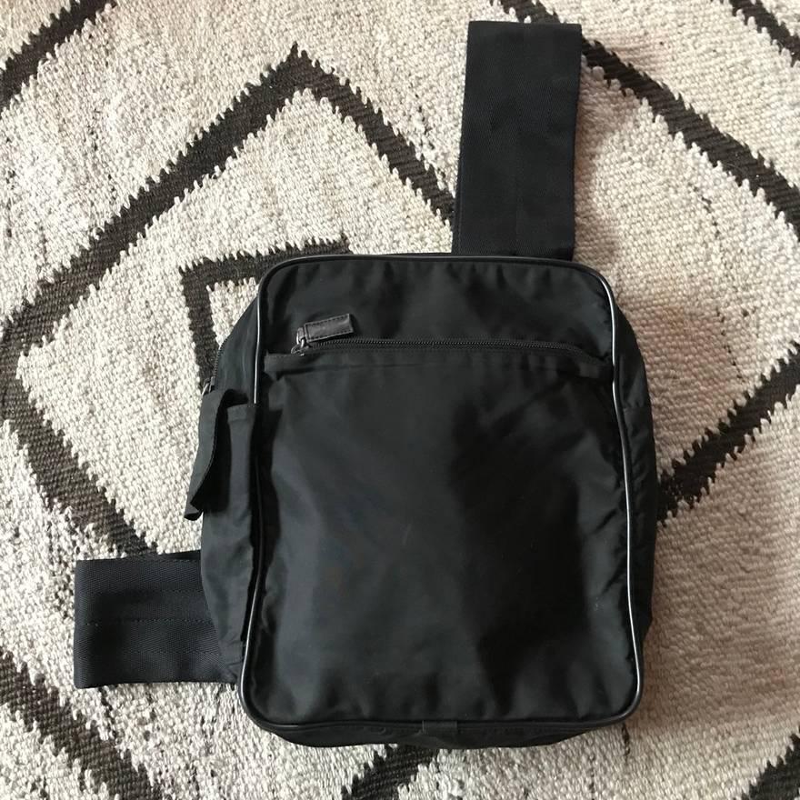 44e397576613 ... promo code for prada prada og over shoulder cross body bag chest rig  size one size ...