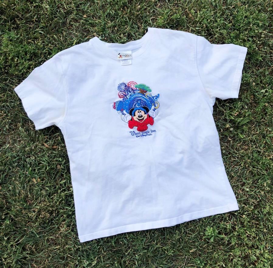 Walt Disney World Shirts Bcd Tofu House