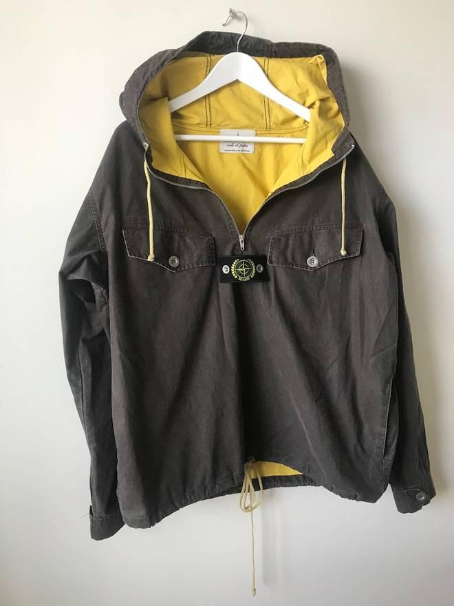 stone island 30th anniversary tela stella jacket aw 2012 size xl