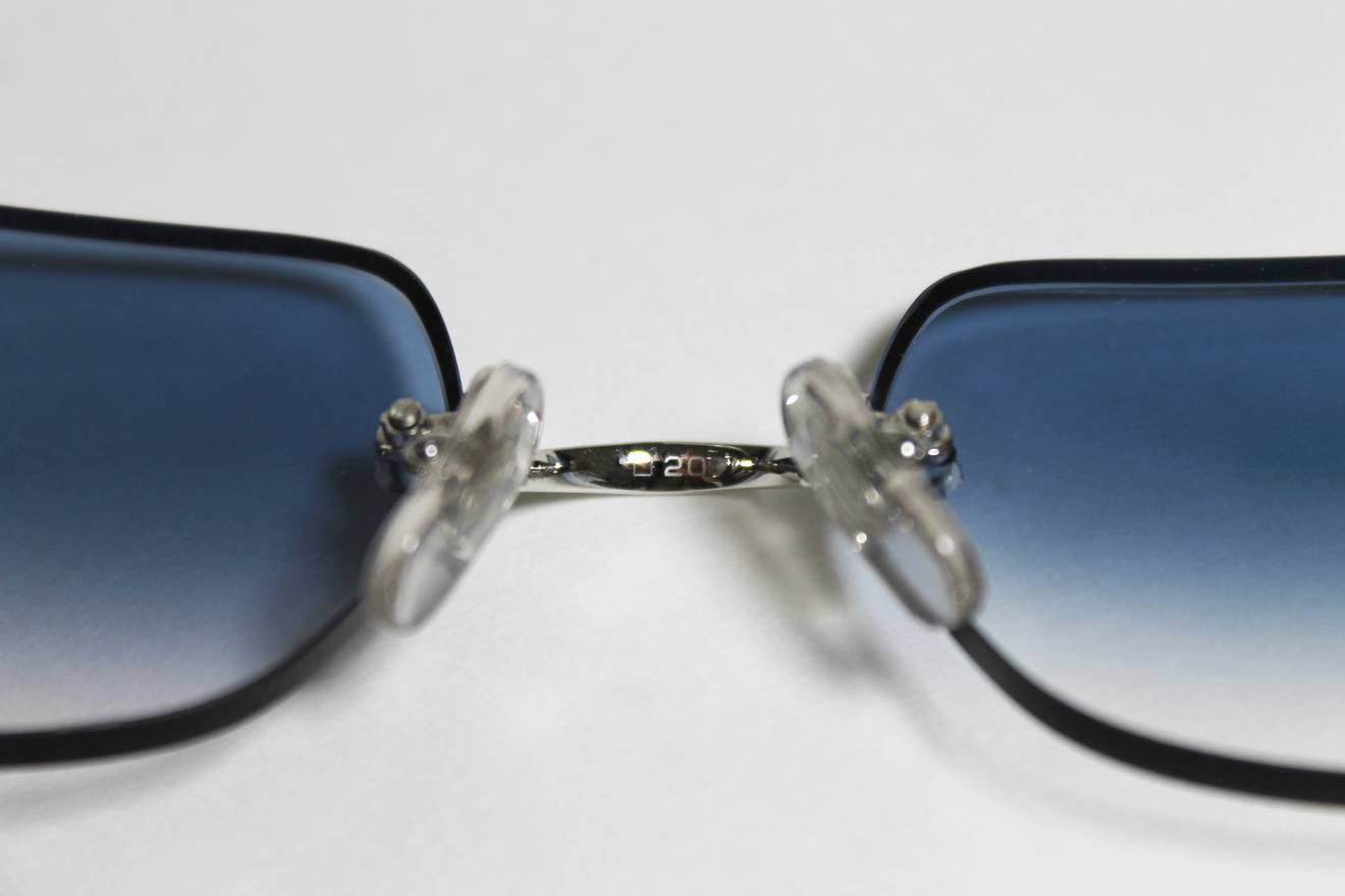 Cartier Madison C Decor Sungles Ds Nos Size One 3