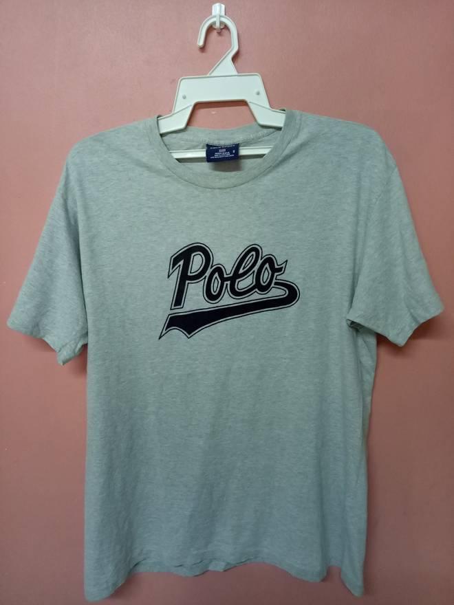 RARE!! Polo Sport by Ralph Lauren spell out big logo streetwear