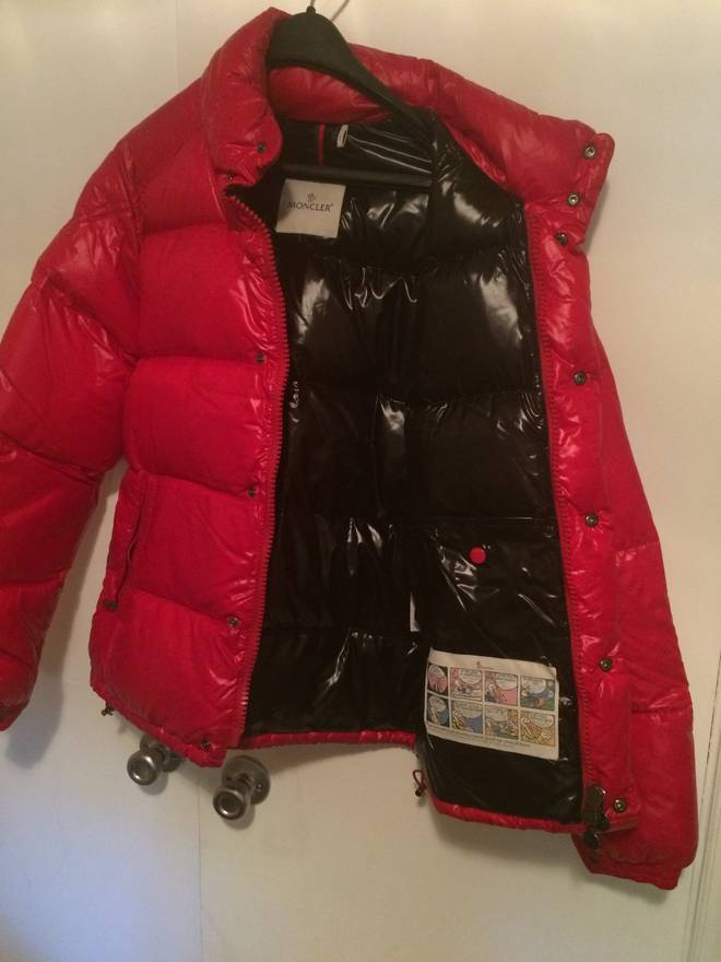 703478a493f7 ... new arrivals moncler everest size 3 down jacket red size us l eu 52 54  7aa7f