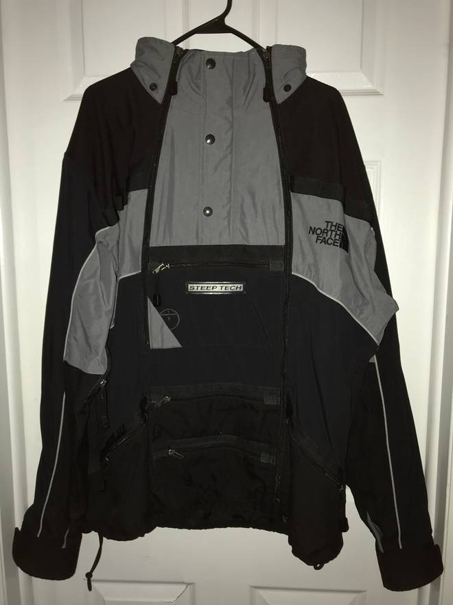 c490e7259 netherlands the north face steep tech vest a2bba c6054