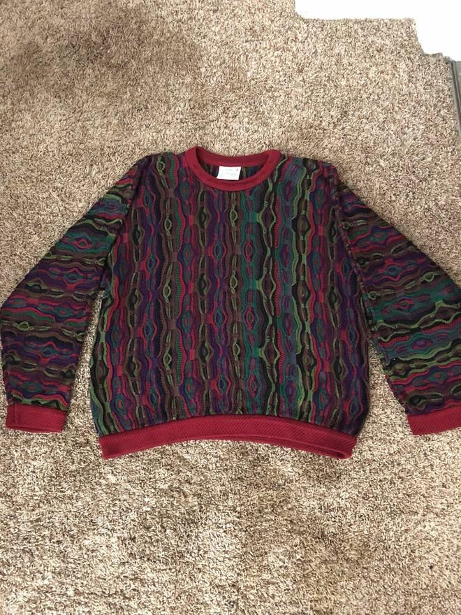 Coogi Vintage Coogi Sweater Size Us M Eu