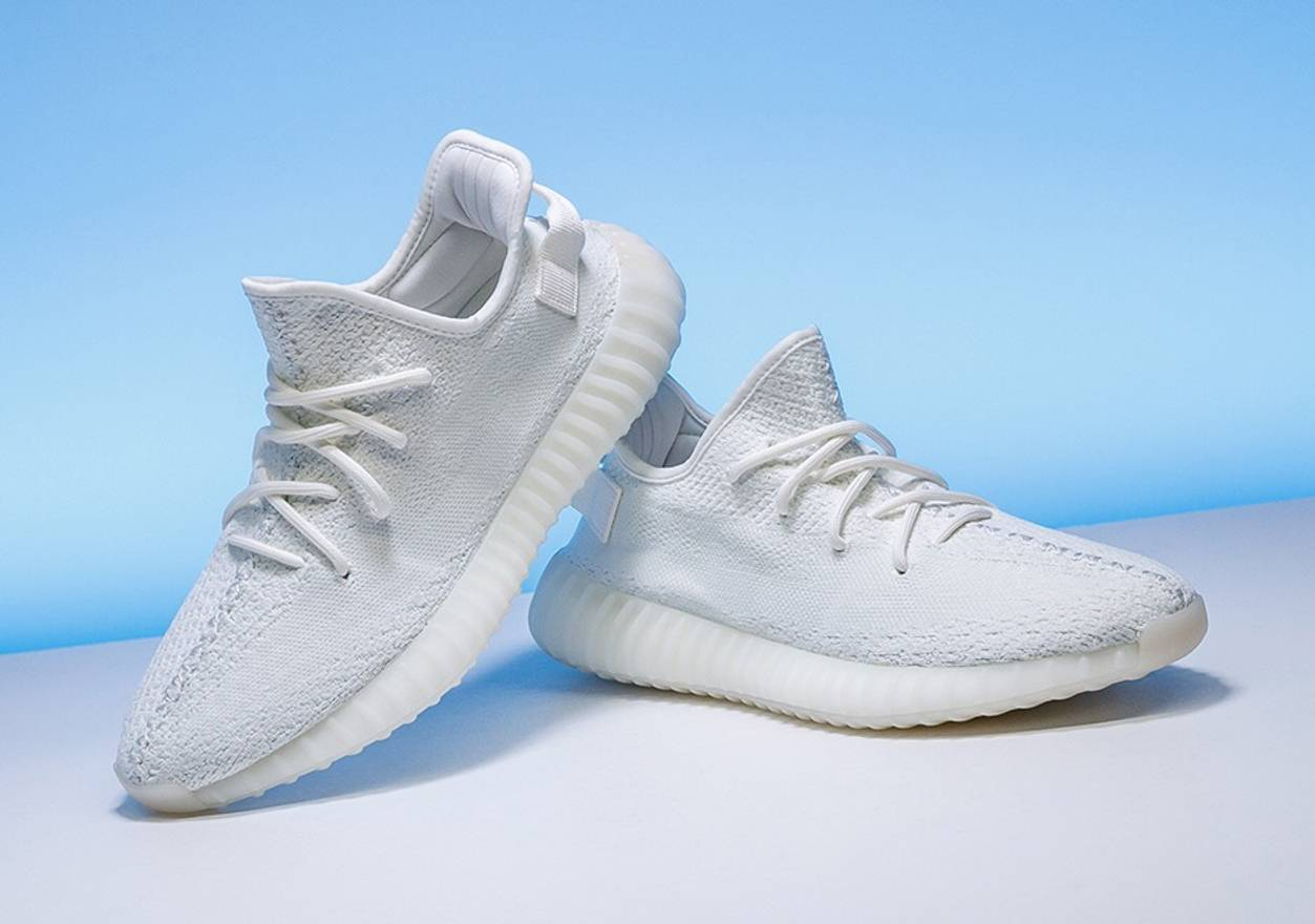 9690d2cf2 ... closeout adidas kanye west adidas yeezy boost 350 v2 cream white size  us 11 eu 44
