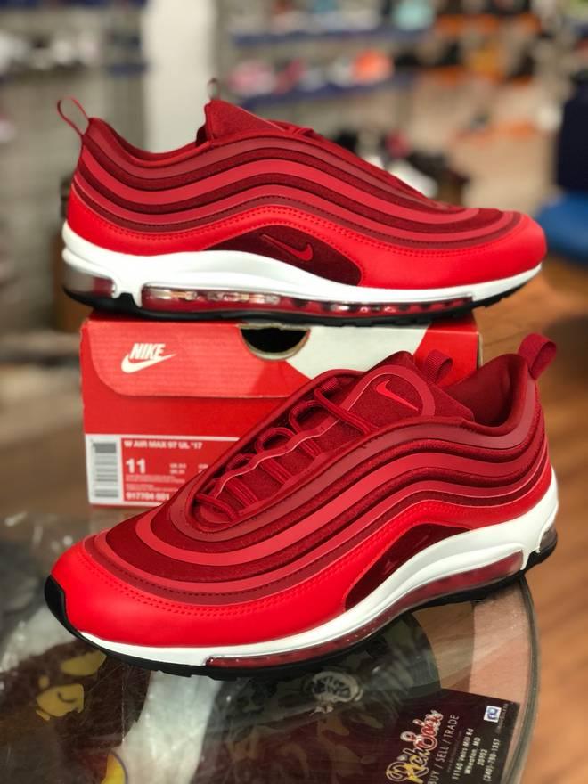9.5 201817 Nike Wmns Air Max Plus Se Women's Shoes White