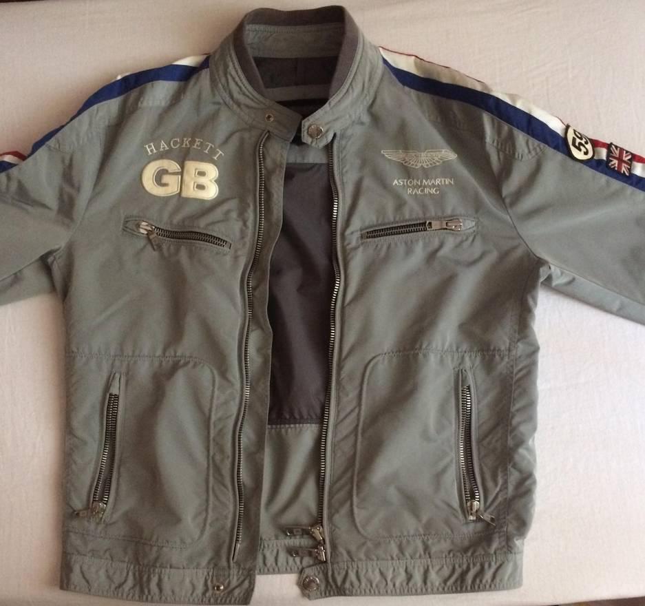 ett ett aston martin racing jacket Size s - Light Jackets ...