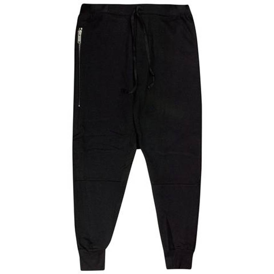 terry sweatpants Unravel