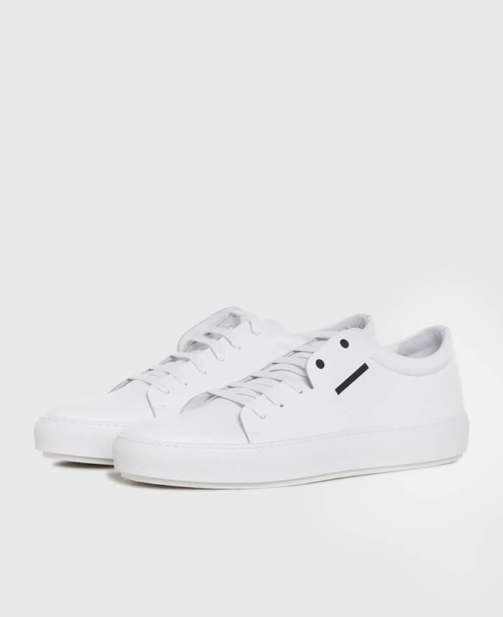 ADRIAN - Sneaker low - white