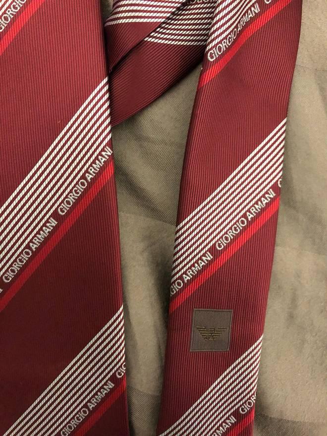 2d52f3084c4d promo code for armani giorgio armani mens tie rare size one size a06b9 06cc0