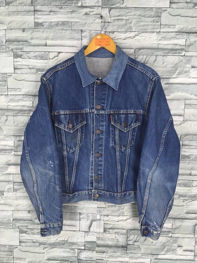 Levi\'s Vintage 1950\'s LEVIS BIG E Jeans Jacket Medium Vintage Levis ...