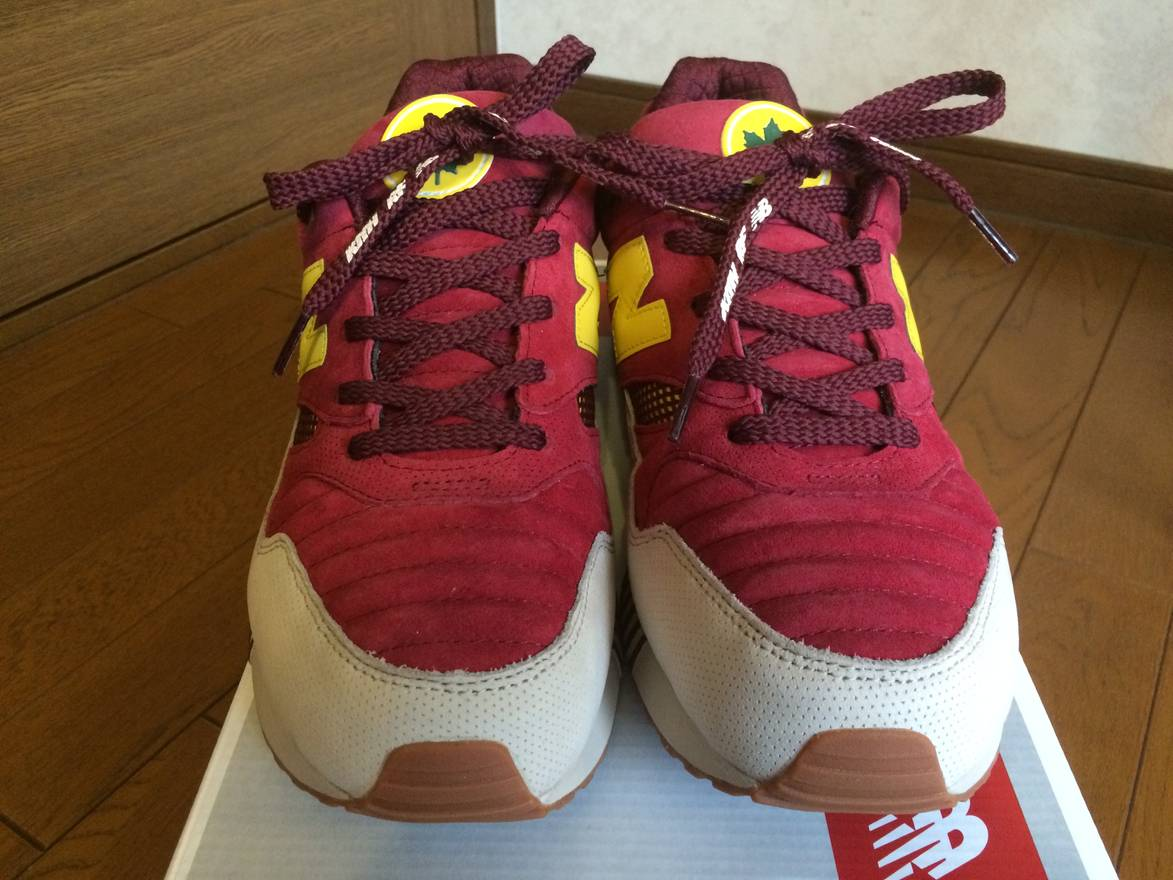new balance 530 central park ronnie fieg size 11 for sale grailed