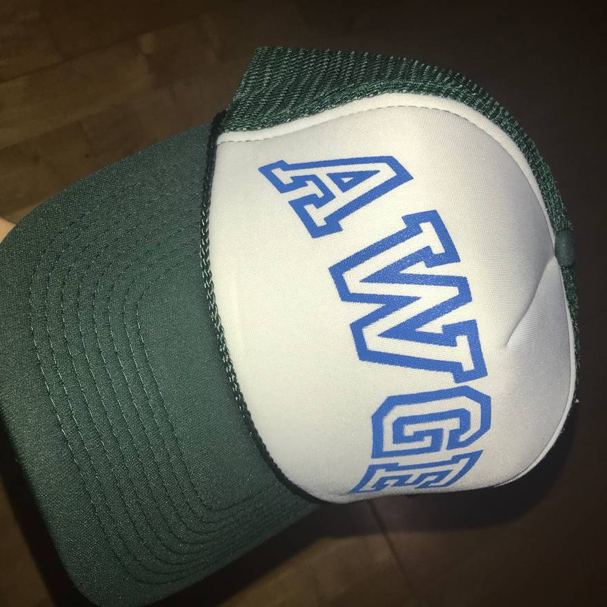 ... online store Asap Rocky AWGE BASEBALL HAT CAP Size ONE SIZE ... c71e3  94682  save off Supreme ... 64c1764945a2