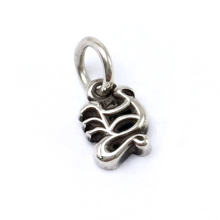 Chrome hearts pendant silver initial stack charm y size one size chrome hearts pendant silver initial stack charm y size one size aloadofball Gallery
