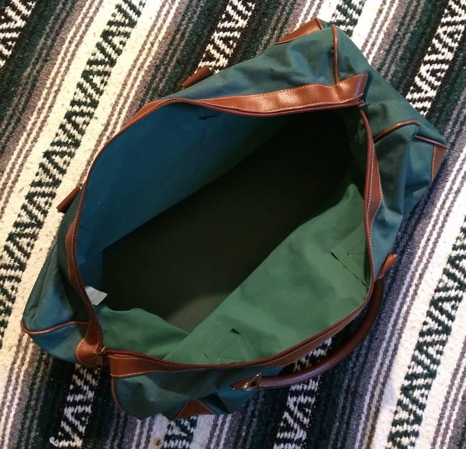 3f5fff2d3e ... new zealand polo ralph lauren vintage polo ralph lauren fragrances large  duffle luggage bag 22x15.