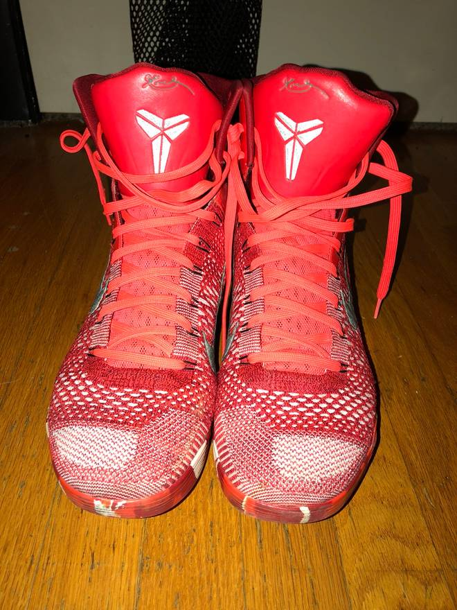 Nike Kobe 10 Christmas Size 11 - Hi-Top Sneakers for Sale - Grailed