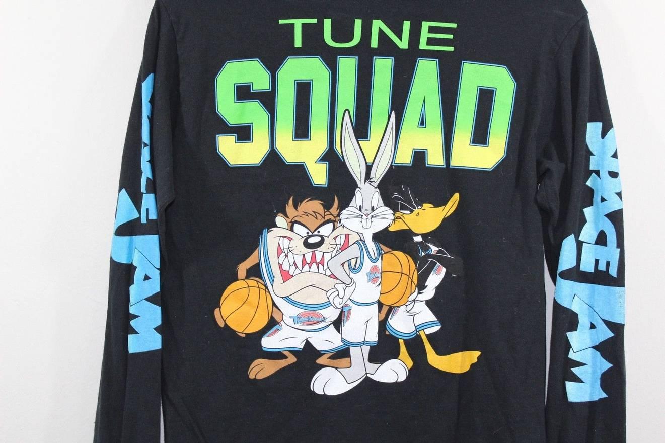 32b5edaf1cdb24 Looney Tunes Space Jam Shirts