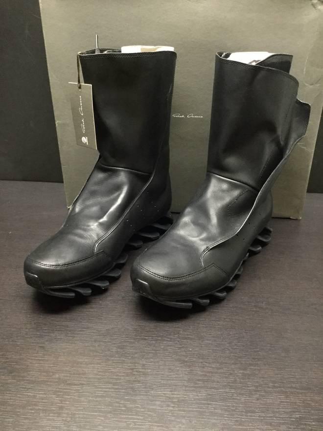 421379733 ... discount code for adidas rick owens springblade high ro boot size us 12  eu 45 de135