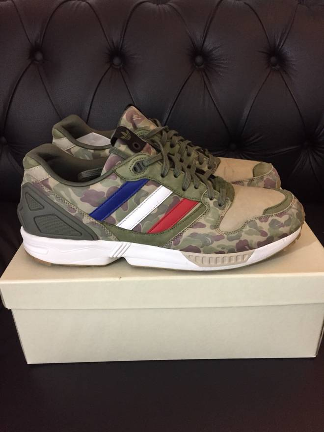 2c088d819 ... where can i buy adidas zx 5000 undftd x bape size us 10.5 eu 43 44 50%  ...