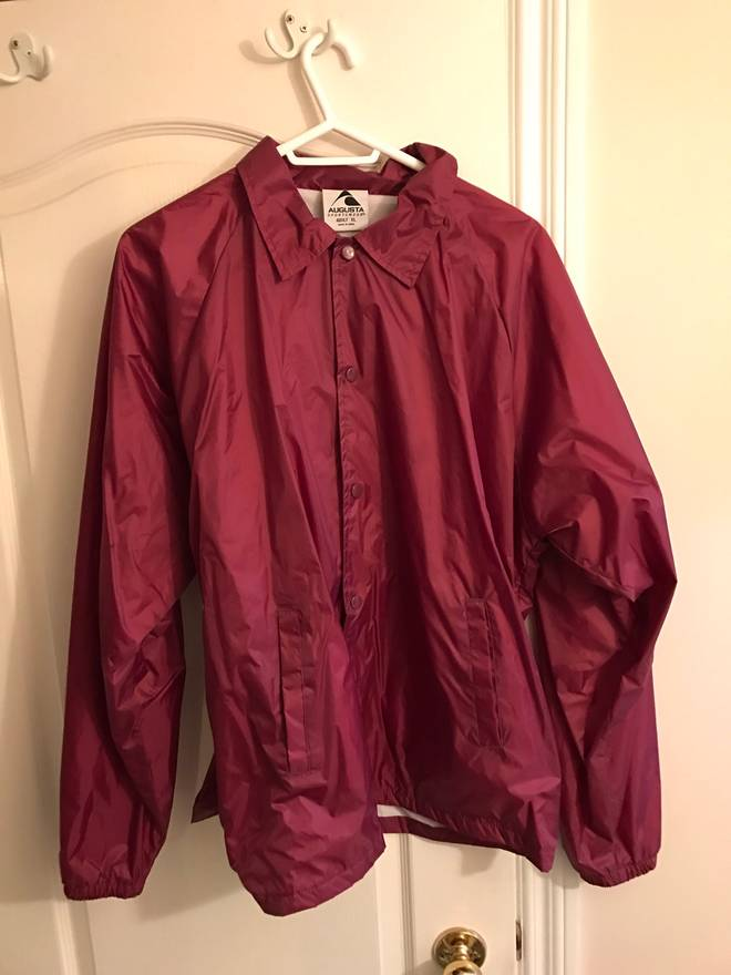ec3540fe57fb Kanye West Pablo Coaches Jacket Size xl - Bombers for Sale - Grailed