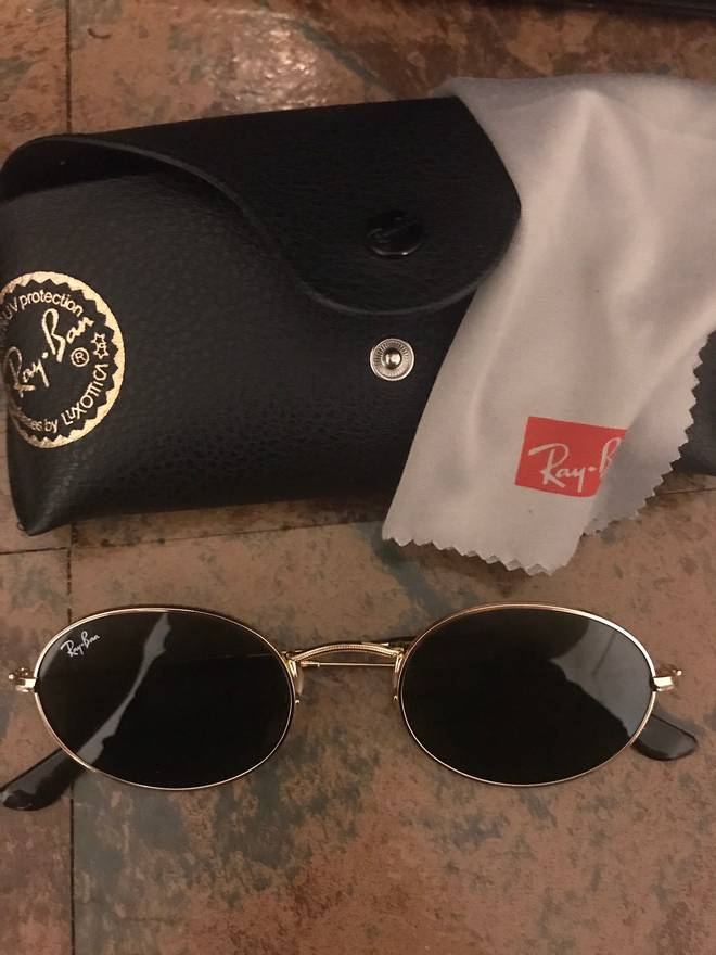 66bb96f3d4d low cost ray ban ray ban round metal foldable sunglasses 540cf 57906  czech  rayban round metal black lenses gold frame size one size a5036 bec21