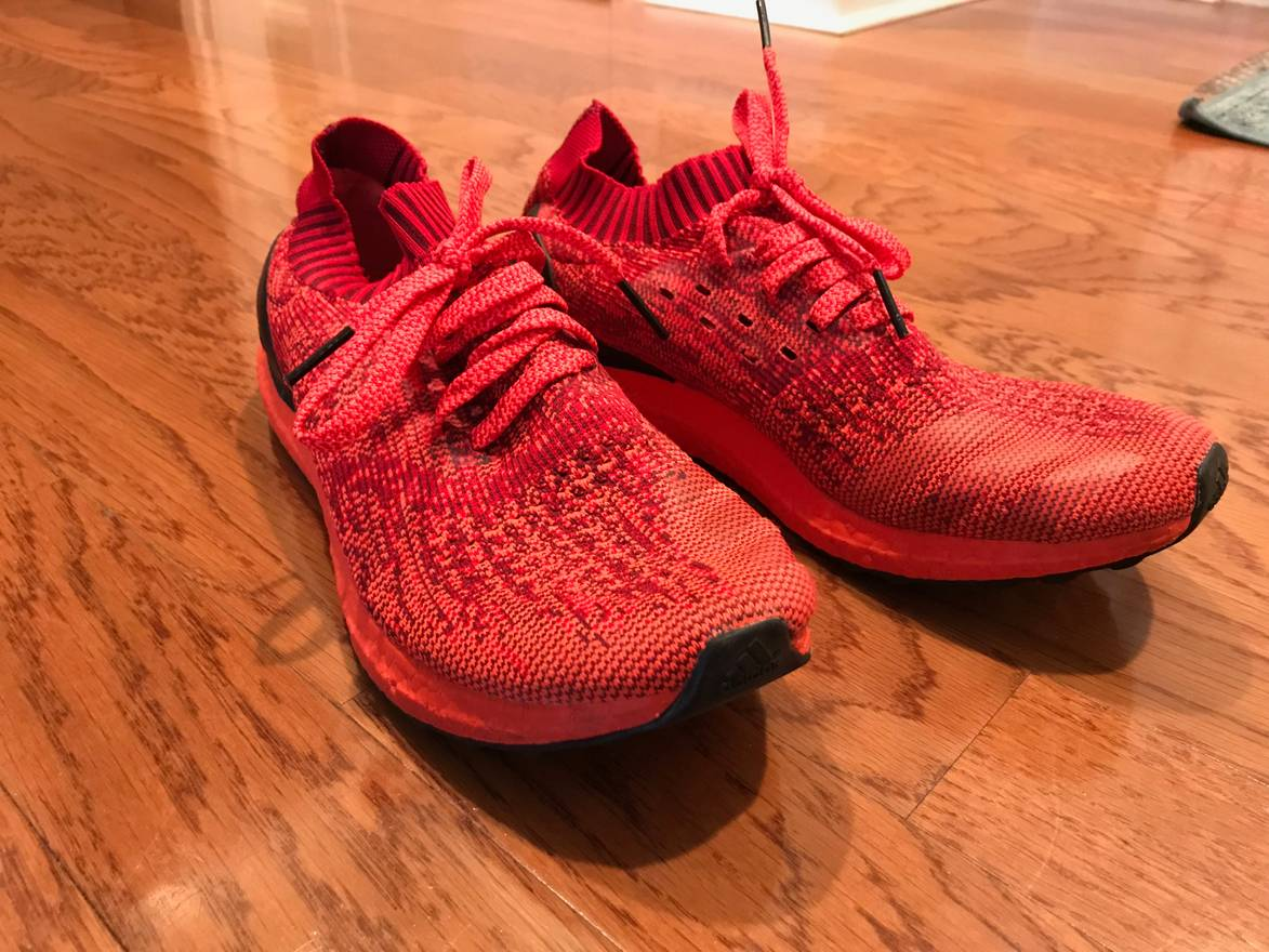 79ca8c09f1c57 ... promo code for adidas adidas ultra boost uncaged triple red size us 10.5  eu 43 44