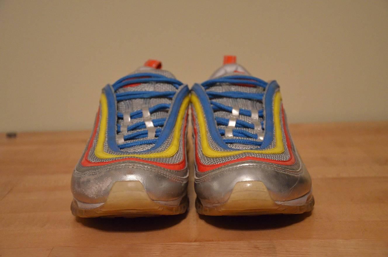 c86ecdf7dee1 Nike NIKE AIR MAX 97 PREMIUM AN FINISHLINE 25TH ANNIVERSARY Size US 11.5 ...