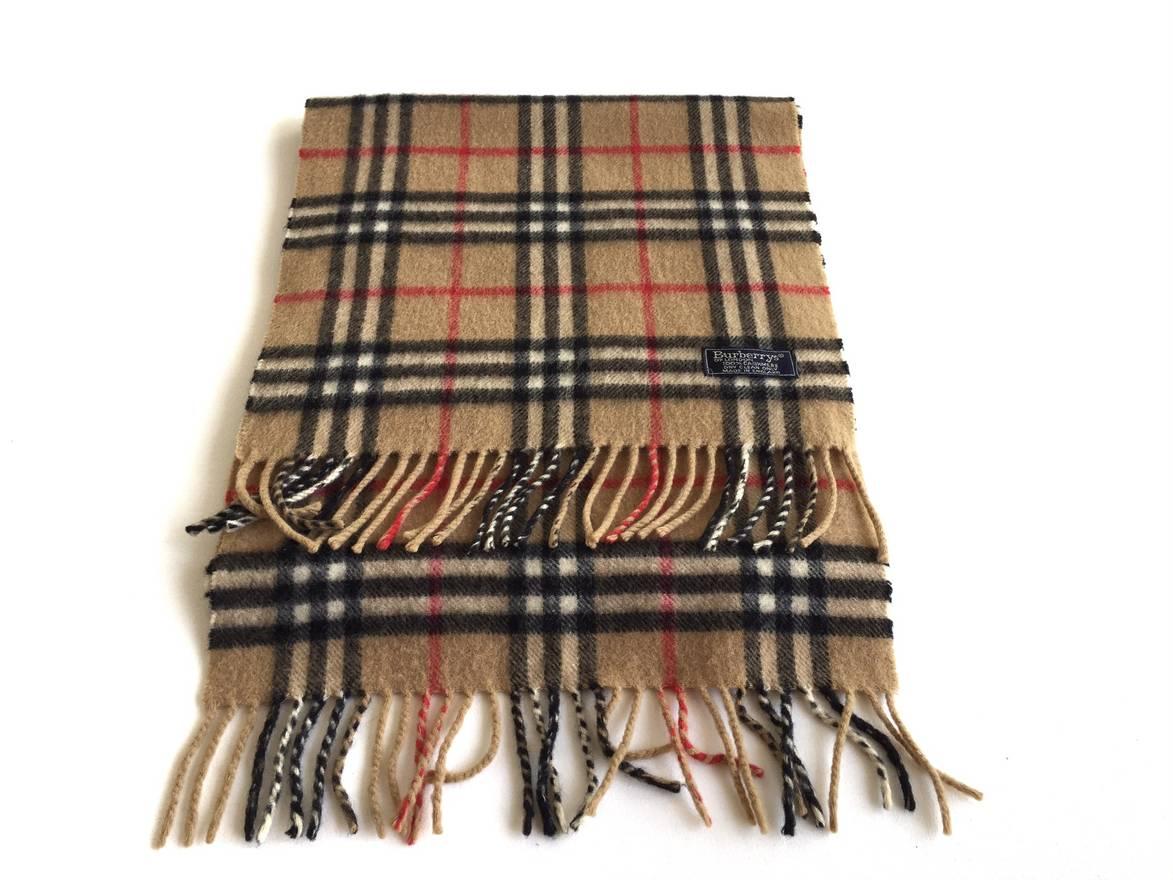 6cfc27397384 ... where can i buy burberry made in england burberry london scarf 100  cashmere tartan nova check