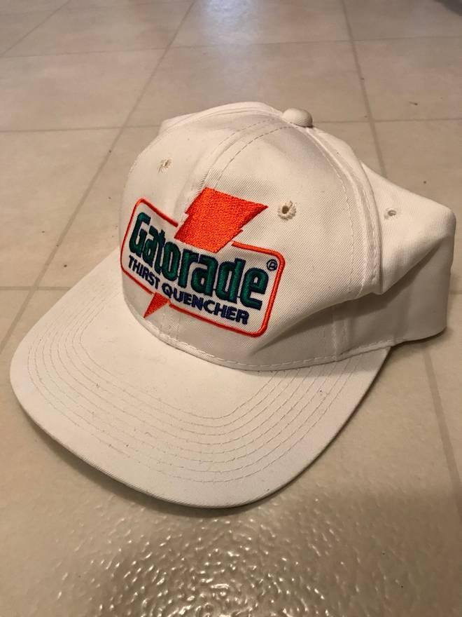 ffd50a7473dee2 ... australia sports specialties vintage gatorade hat size one size e6f16  f4b5e