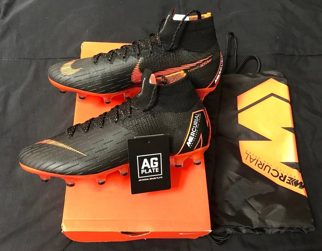 the best attitude 17533 4bc45 discount nike mercurial superfly size 8 92af9 44a00