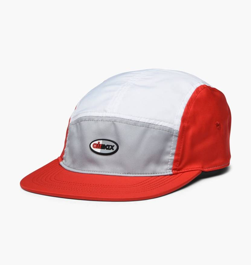05582f11 ... purchase nike nike aw84 cap air max red white gray size one size c9eda  55a58