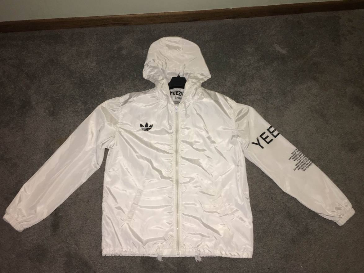 Yeezy season kanye west x adidas season 1 invitation jacket size xl yeezy season kanye west x adidas season 1 invitation jacket size us xl eu 56 stopboris Choice Image