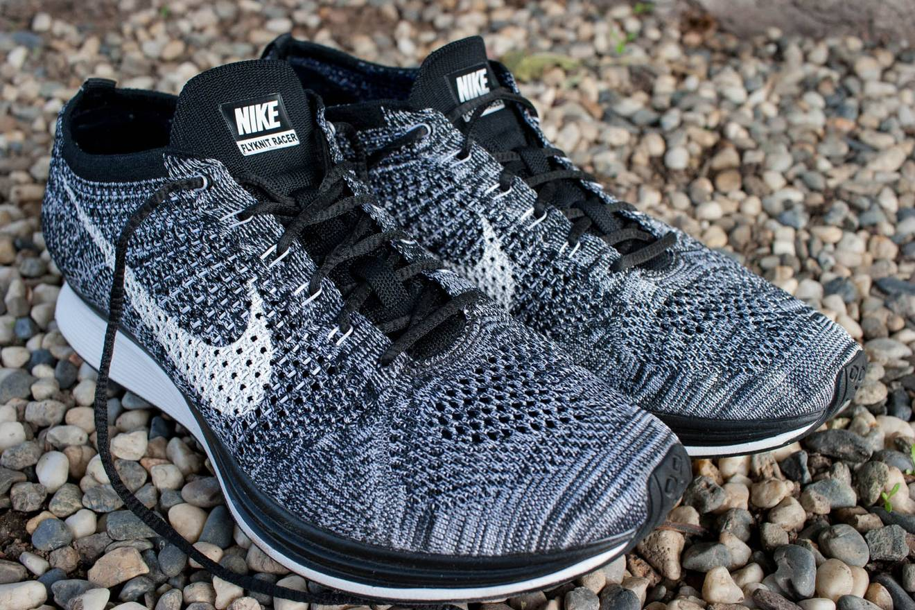f1191d4e766c ... reduced nike flyknit racer oreo 2.0 size us 10 eu 43 79d39 a5372