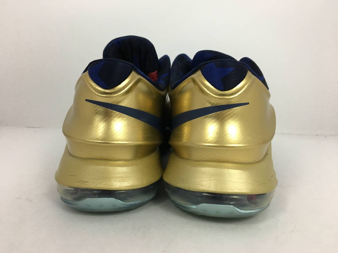 official photos 85a75 41143 discount code for nike kd 7 gold f3bba 4efa9