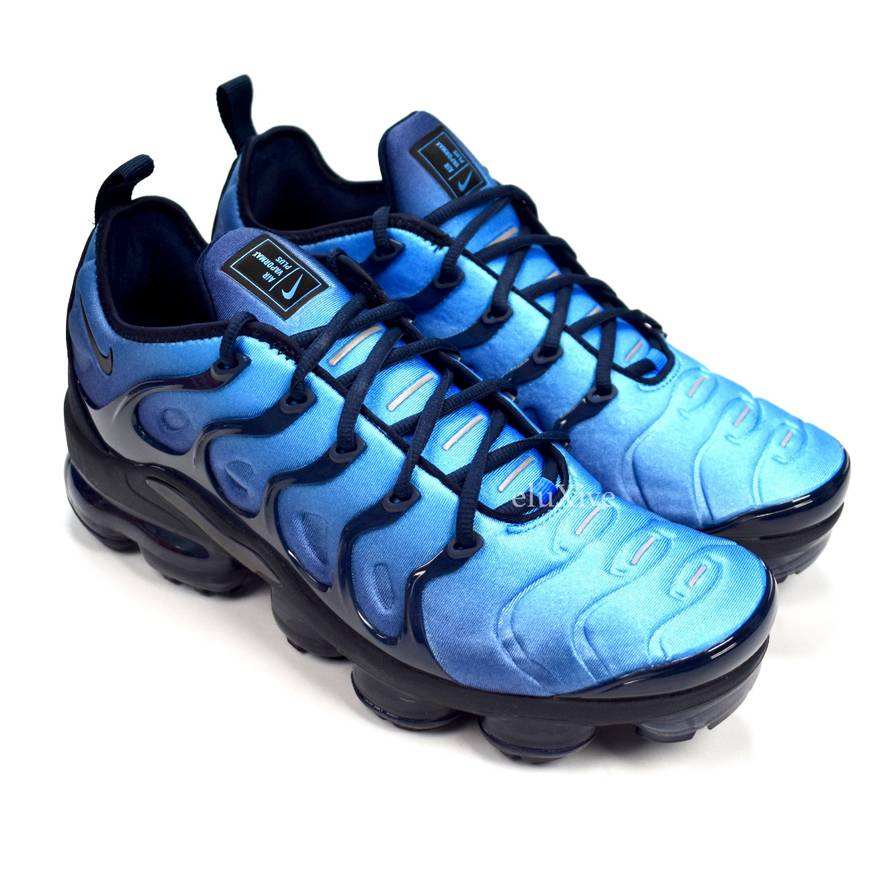 06fb1e416b7 ... inexpensive nike air vapormax plus tn blue fade size us 9.5 eu 42 43  e031d 43d94