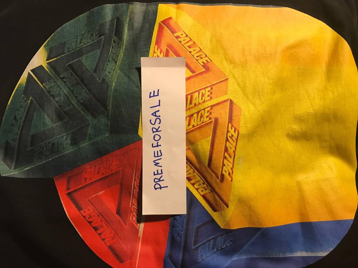 Palace palace pie chart hoodie size l sweatshirts hoodies for palace palace pie chart hoodie size us l eu 52 54 3 nvjuhfo Image collections