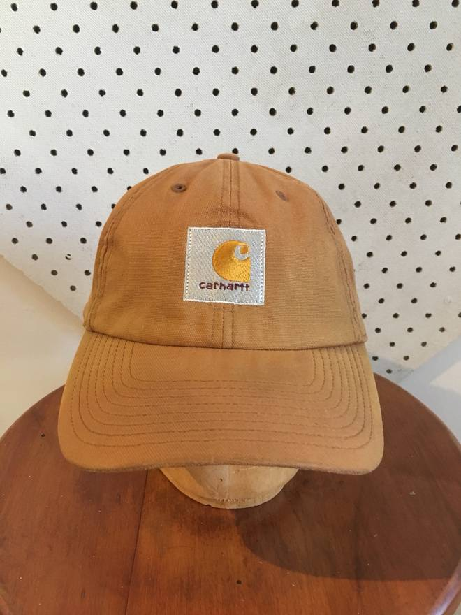 929deb55151 ... germany carhartt carhartt tan brown baseball cap dad hat large xl size  one size c919b bd8f9
