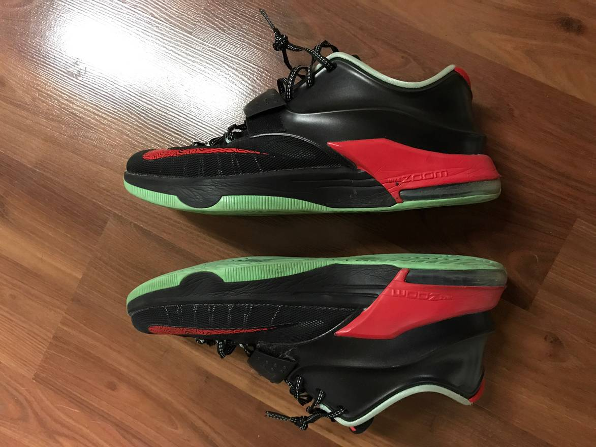 new products d2d85 a91f9 ... new style nike kd 7 size us 12 eu 45 19d43 0e5e0