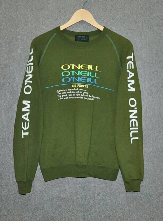 Rare!!! O'Neill Pullover Medium Size
