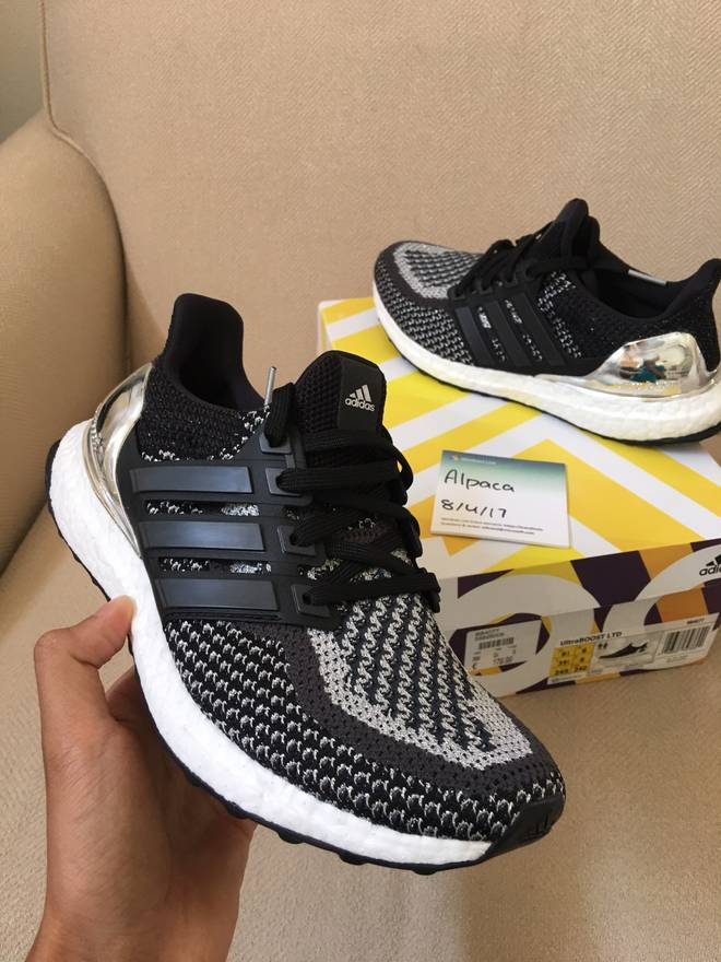 b944f3d4dec ... sweden adidas ultra boost ltd silver medal size us 6.5 eu 39 40 1532d  31ca4