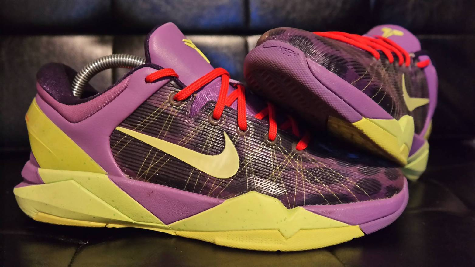 Nike Kobe 7 Christmas (Leopard) Size 7 - Low-Top Sneakers for Sale ...