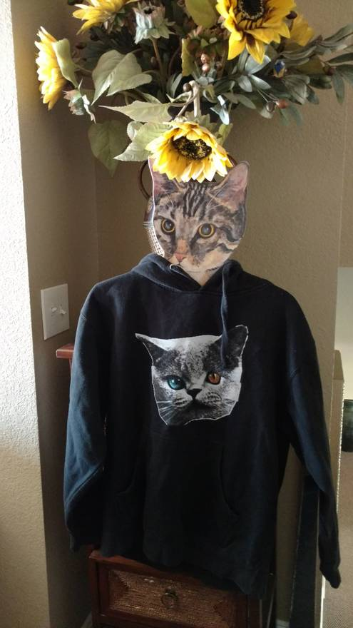 Tyler The Creator Tron Cat Shirt