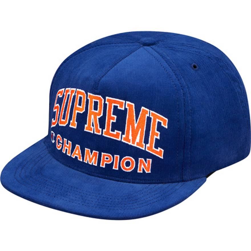 700b4654d17 ... shop supreme supreme x champion hat size one size 5e5d9 b836e