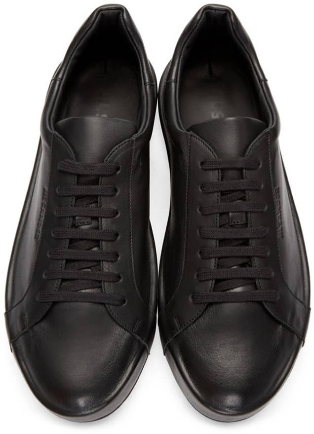 low top sneakers - Black Jil Sander
