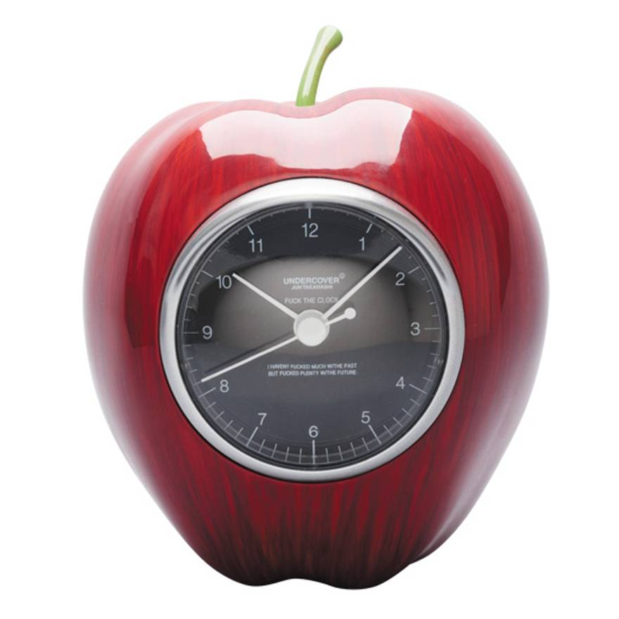 Undercover Undercover Medicom Toy Gilapple Clock Red 16aw Brand New