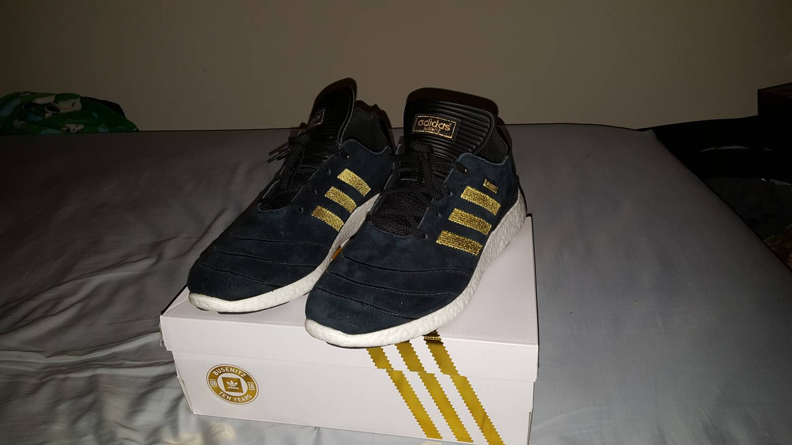 ... Adidas Busenitz Pure Boost 10th Anniversary Size US 11.5 EU 44-45 . b967a1e6e